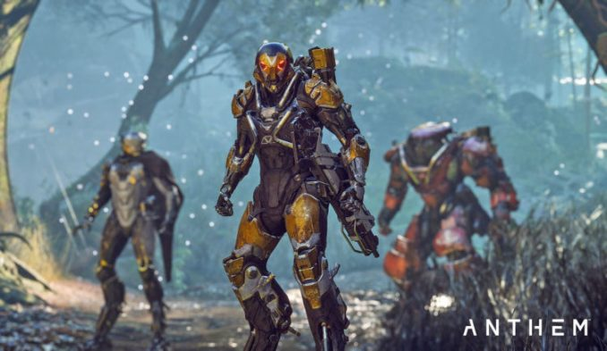anthem closed alpha sign up ea bioware how to join anthem how to download anthem testing poster review