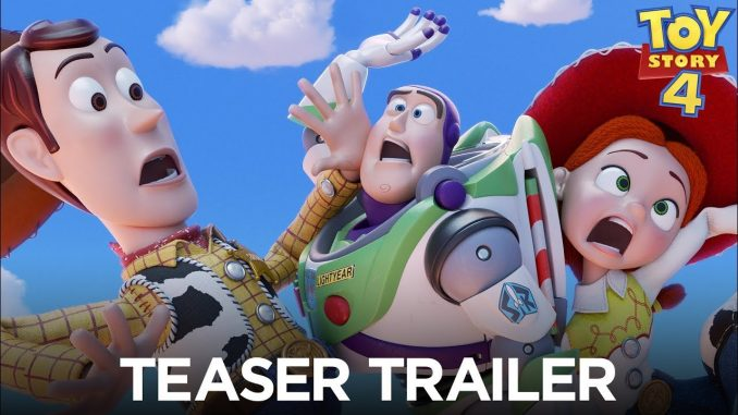 watch toy story 4 movie trailer toy story 4 teaser toy story 4 trailer